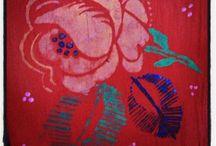 Gudrun roses / Roses