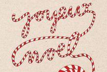 101KerstkaartenCountdown: terugblik / Een aantal van mijn favoriete kerstkaarten uit afgelopen jaren 101KerstkaartenCountdown   #illustration #christmascards  / by Vli privé