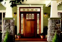 Windows & Doors / Looking for French doors, sliding doors, pocket doors, barnyard doors - all doors and windows are here!