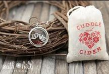 Valentine's Day / Win her heart with something from yours! / by South Hill Designs