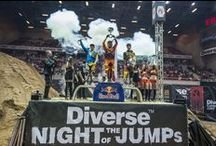 DIVERSE NIGHT OF THE JUMPs 2014 / Freestyle Motocross World Championships - ERGO ARENA GDAŃSK.