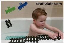 Ev Jo / 2 year old crafts and crafty activities