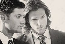 Sam and Dean / by Laurie M