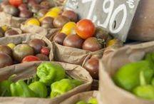 Les Produits locaux / Sur cette page, vous ne trouverez qu'un petit aperçu des produits locaux :) Au village : marché le mardi et le vendredi matin. A Gap, Digne les Bains et Barcelonnette : marché le mercredi et le samedi matin.
