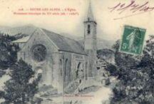 Vintage & Nostalgie / Ici vous trouverez entre autres : quelques publicités vintages & cartes postales anciennes de Seyne-les-Alpes ainsi que des affiches touristiques des alentours...