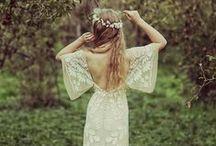 Espaldas novia
