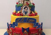 Snow White Party Ideas / Festa infantil