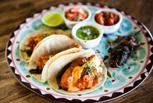 """Cuisine / In Mexico, the word """"casero"""" means """"homemade,"""" the style of cooking that nourishes your body and feeds your soul - these are the dishes that best represents Hacienda Cocina y Cantina"""
