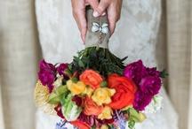 Wedding Flowers / wedding bouquets and arrangements we love