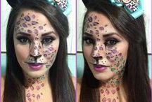 """Beauty : Make-up : Special / All kinds of """"special"""" make-up ideas... / by DBonita likes"""