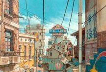 illustration / Like This illust-