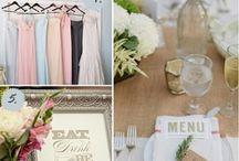 Pastel Inpiration   Wedding Colors