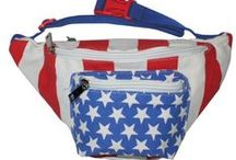 Fanny Packs / This board features a wide variety of fanny packs offered for sale by Extreme80s.com