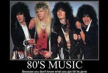 80s Music / 80s Music & 1980s Music. This board features anything and everything relating to music from the 1980's. Music from the 80s.  / by Extreme 80's