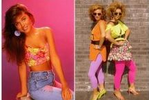 80s Fashion / 80s Fashion & 1980s Fashion. This board features anything and everything relating to the amazing fashion displayed during the 1980's. 80s clothes. 80s outfits.  / by Extreme 80's