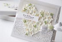 Ślubne kartki - inspiracje