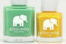 ella+mila | mommy&me polish sets