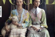 Vogue'Cover