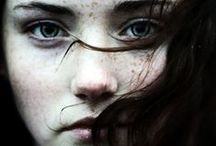 Portraits: female