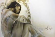 Aทgeℓicαℓ ღ♡ /  ღ♡Vão-se sonhos nas asas da descrença, voltam sonhos nas asas dos anjos  ღ♡
