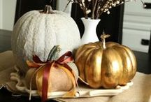ella+mila | fall decor