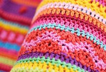 Crotchet / Crochet is like meditation. Teaching myself and practising is fun and relaxing at the same time.