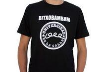 Camisetas hombre Bitxobambam / Men clothing T-Shirts Streetwear