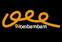 Logos diseños Bitxobambam / Logos y diseños para Bitxobambam