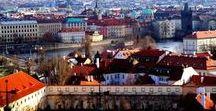 """Eropa Tengah / Di dalam board Eropa Tengah terdapat lokasi-lokasi wisata nge-trend. Salah satunya negeri dongeng Praha. Mau tau detailnya, coba cek di board """"Eropa Tengah"""" ~ep~"""