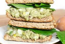 Lunch Ideas / Delicious lunch ideas! Lunch Recipes to make. Easy lunch ideas.
