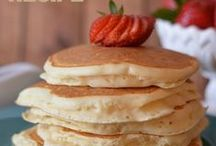Breakfast - Classic Recipes / Classic Breakfast recipes such as pancakes and eggs.