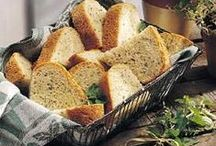 Bread - Homemade / Delicious homemade bread recipes. Better than store bought!