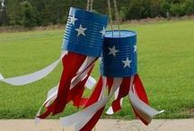 4th of July - Kids Crafts / Kids crafts and projects for 4th of July