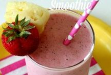 Breakfast - Smoothies / Smoothies are great On the go breakfast options