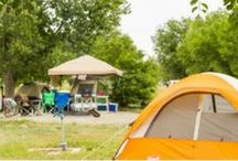 Camping / Fun camping tricks, hacks and tips! Camping packing lists, camping ideas.