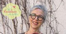 """Minouche peinte par Sylvia Natterer / Des poupées """"Exclusives"""" peintes par l'artiste Sylvia Natterer en personne exclusivement pour notre boutique !"""
