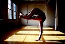 Get fit. / by Allison Schneider