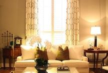Home is Where the Style Is / Decorations set the mood.