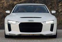Audi / by Ashton Menefee