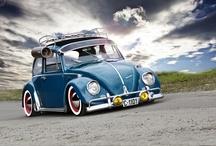 Volkswagen / by Ashton Menefee