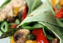Healthy Eats / Cajun pasta