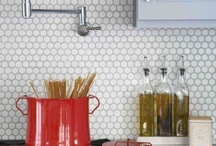 Kitchen redo / by Lauren Adams