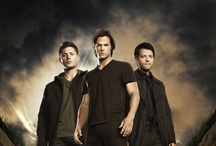 Supernatural / Best show ever. Yes, I'm crazy obsessed wth the Winchesters.