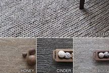 Textured Rugs / Featuring our textured rugs including natural jute rugs and soft, shag rugs to add warmth and texture to any room.