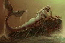 Mermaids / by Diana Burke