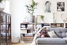 Small Spaces or Micro Apartments / Tips, tricks and inspiration on how to make a small room or apartment look bigger than it actually is.