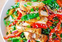 Food: diet recipes