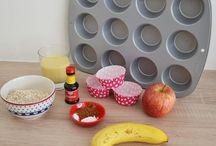 Food: baking healthy