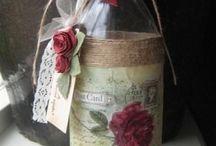 craft: vintage ideas