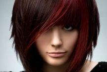 Hair and Makeup / Crafty hairdos and pro makeup tips